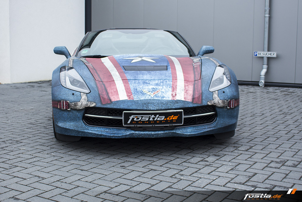 Corvette C7 Captain America Design Vollfolierung Exclusive USA  1.jpg