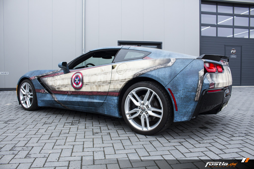 Corvette C7 Captain America Design Vollfolierung Exclusive USA  10.jpg