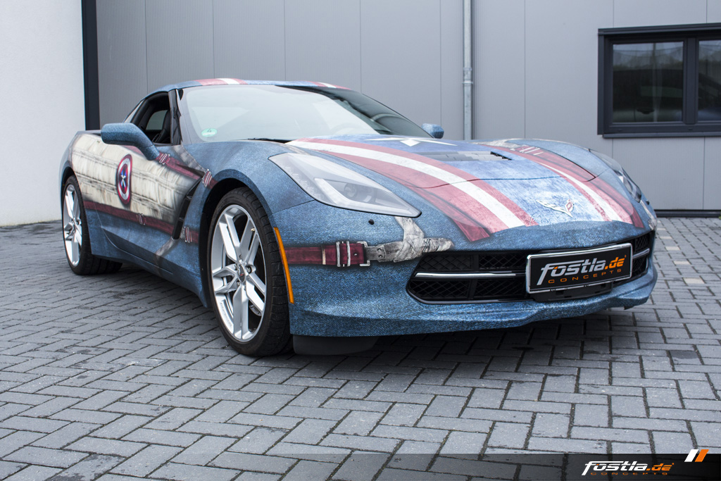 Corvette C7 Captain America Design Vollfolierung Exclusive USA  15.jpg