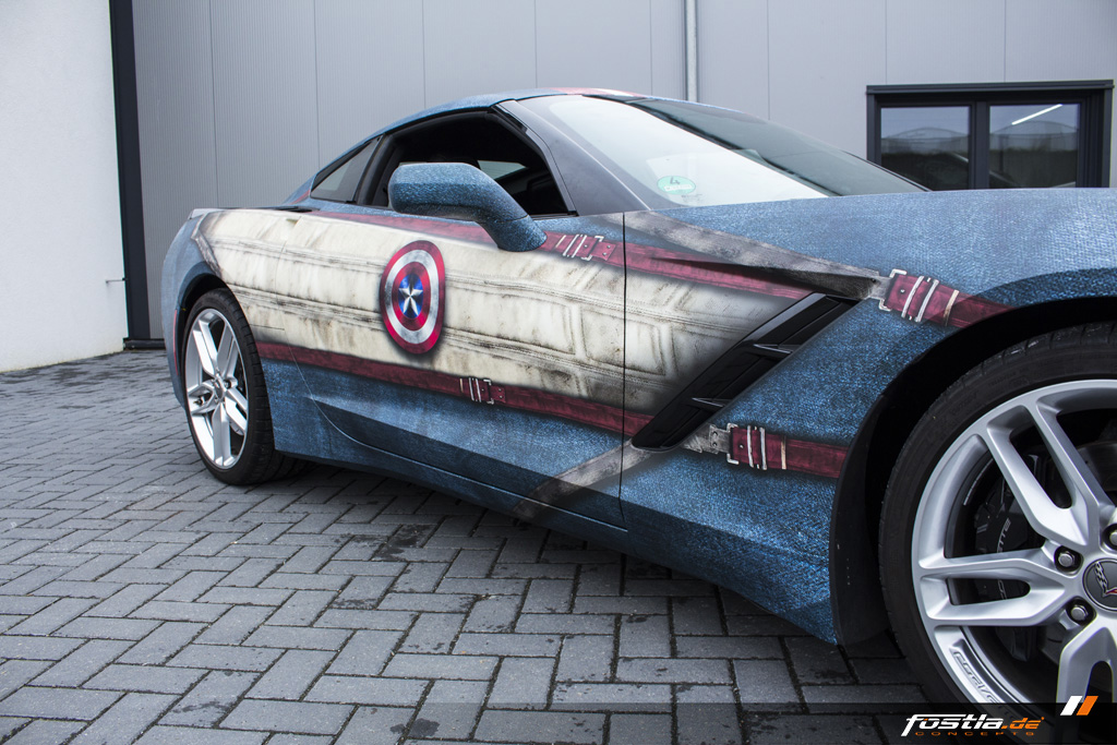 Corvette C7 Captain America Design Vollfolierung Exclusive USA  16.jpg