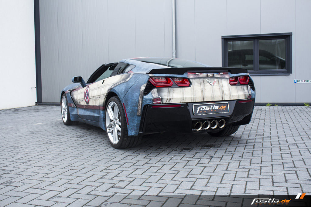 Corvette C7 Captain America Design Vollfolierung Exclusive USA  5.jpg