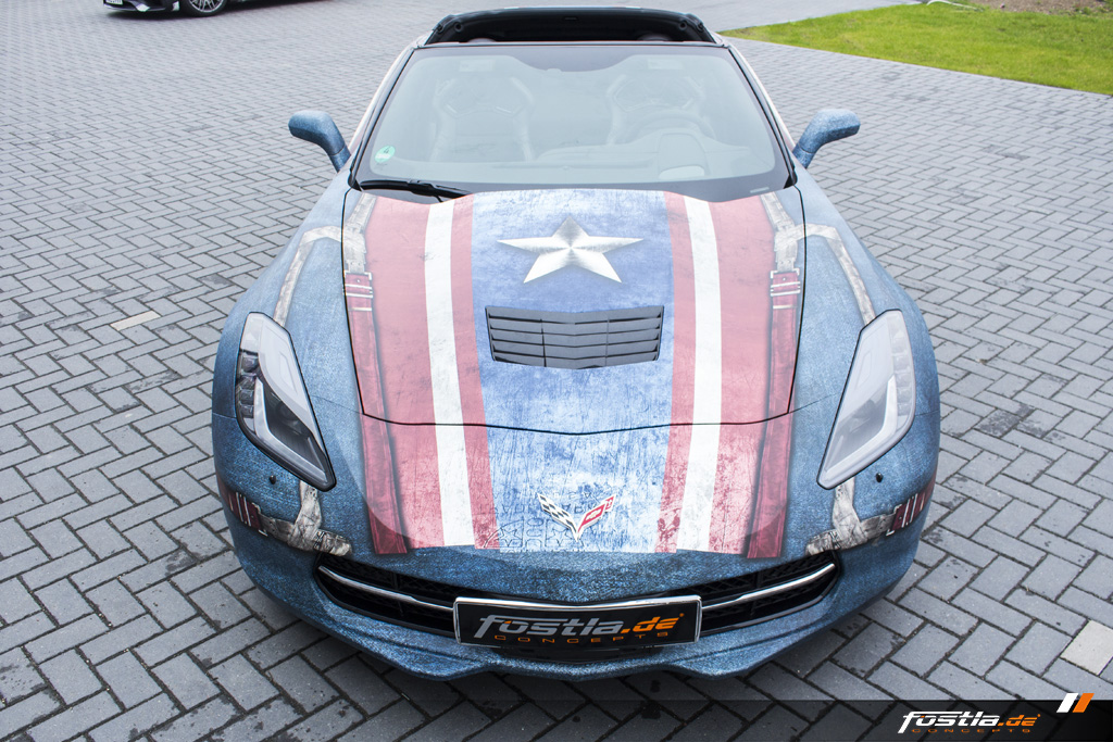 Corvette C7 Captain America Design Vollfolierung Exclusive USA  7.jpg
