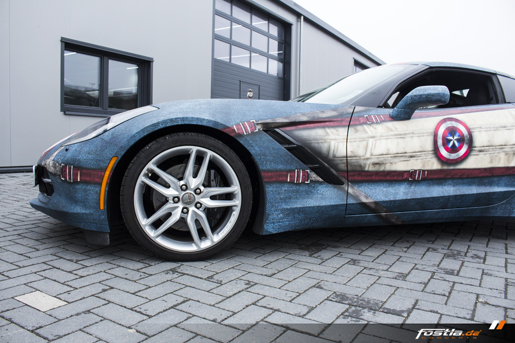 Corvette C7 Captain America Design Vollfolierung Exclusive USA  9.jpg